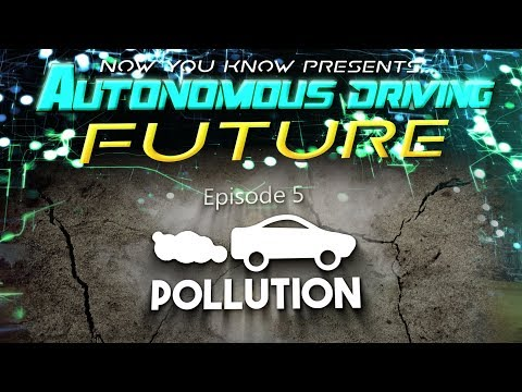 Will Car Pollution Vanish in our Autonomous Driving Future?