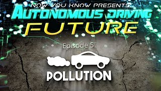 Will Car Pollution Vanish in our Autonomous Driving Future?