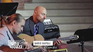 "Dario Napoli - ""Царицыно. Gypsy Jazz II"" 2019"