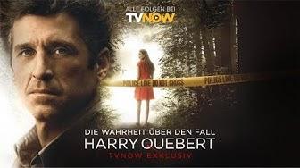 Die Wahrheit über den Fall Harry Quebert | Jetzt streamen bei TVNOW