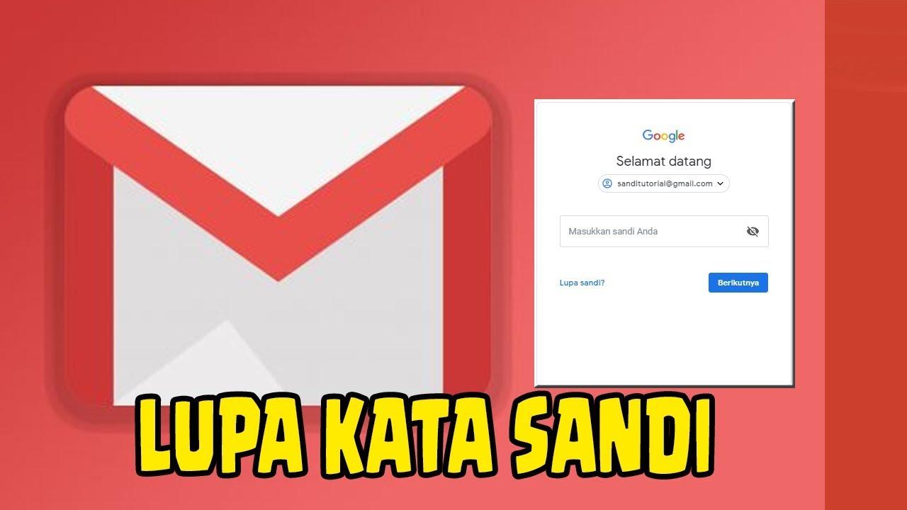 Lihat Cara Memulihkan Email Gmail mudah