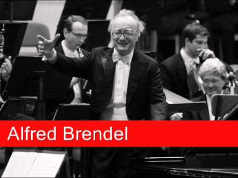 Alfred Brendel: Mozart Concerto No 20 in D minor, 'Allegro' KV466