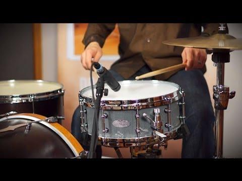 Kumu StonEdge snare drums || Sami Kuoppamäki