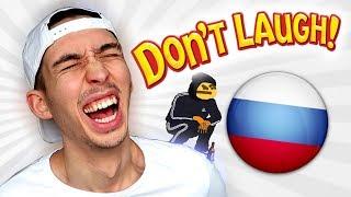 TRY NOT TO LAUGH (Venäjä Edition)