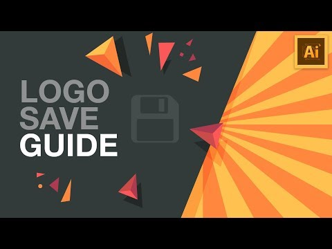 How To Save Your Logo For A Client (ULTIMATE GUIDE)