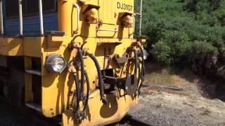 三菱重工製DJ型ディーゼルエレクトリック機関車Pt1 =タイエリ渓谷鉄道=