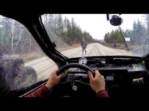 rzr1000 vs Turbo Dynamics wildcat trail