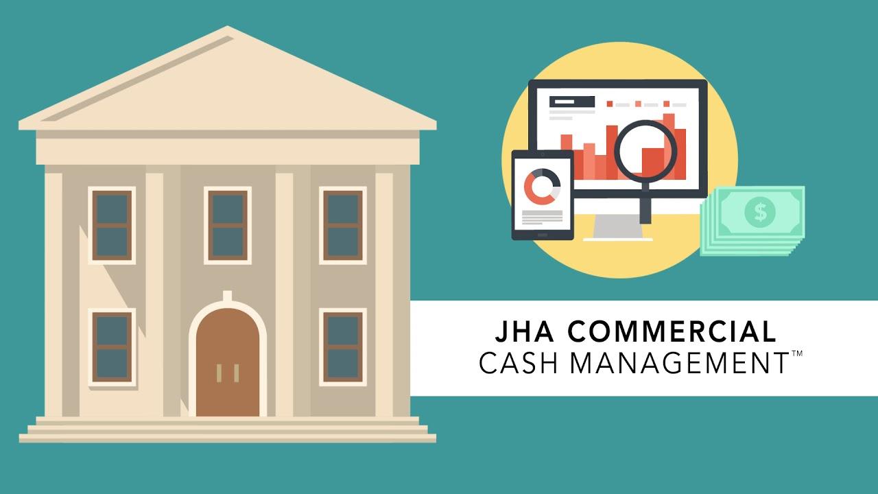 JHA Commercial Cash Management