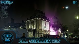 Hitman - Paris -  All Challenges Part 1(Video Information -------------------------------- at the start of the video i will list the challenges that we will get during this video ------------------------..., 2016-03-14T06:50:36.000Z)