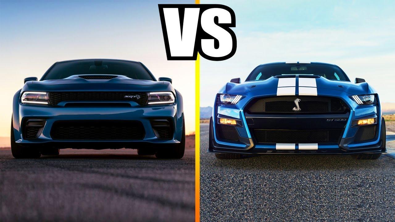 2020 Mustang Gt500 Vs Dodge Demon - Cars Trend Today