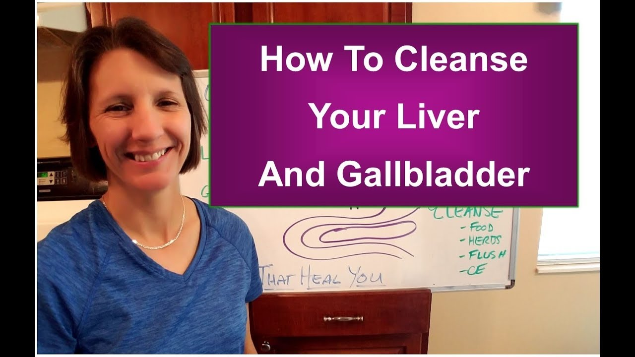 What Is A Liver Flush? - Foods That Heal You