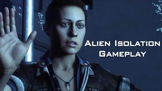 Alien: Isolation — Gameplay Walkthrough PC