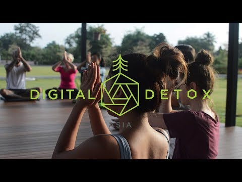Digital Detox Asia - Premium Wellness Retreats