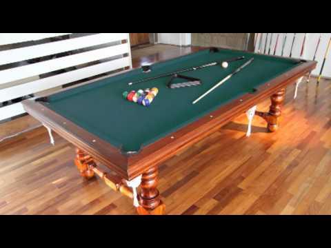 Mesa De Pool Convertible A Mesa Comedor + Ping Pong En Nordelta, Tigre, Argentina
