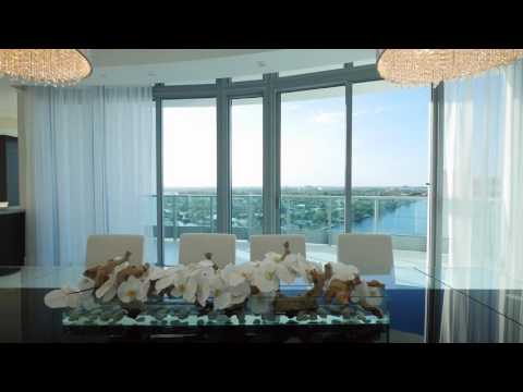 IL Lugano Penthouse with Dock Slip in Ft. Lauderdale