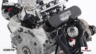 Engine Builder Magazine's Engine of the Week – 454 cid Twin-Turbo LS Engine