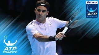 Watch 2017 #NittoATPFinals Semi-Finals LIVE Streaming on Tennis TV!