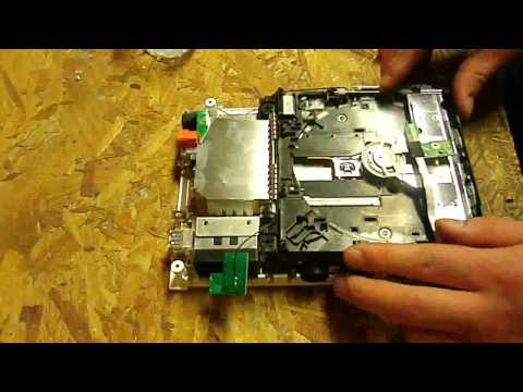 How to replace my Nintendo Wii disc drive. Wii cd drive replacement guide!