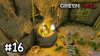 Green Hell[Thai] #16 เตาดินเหนียวกับการเป็นเชฟ