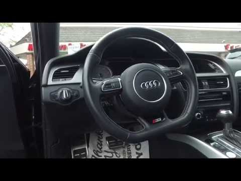 Audi S4 Nappa leather