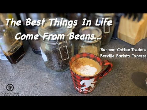 Good Things In Life Come From Beans