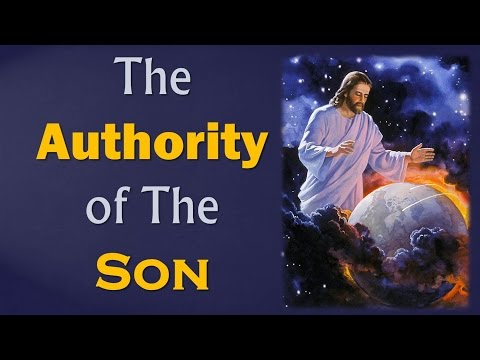 The Authority of the Son - Nader Mansour (TN)