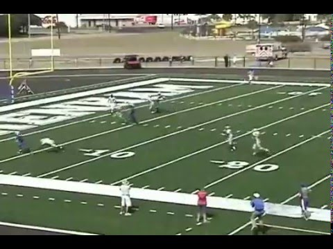 Blinn College Football 2010 Dextrell Simmons Highlights #1 LB