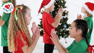 We Wish You A Merry Christmas Dance Song For Kids Choreography | Christmas Dance Crew