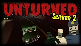 Abstecher nach Rosewood - Unturned S2 Ep24