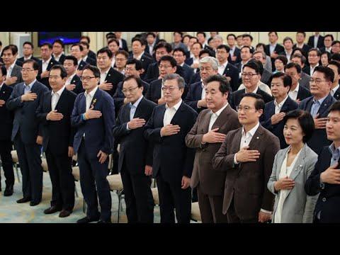당정청, 청와대서 전원회의…민생경제 현안 논의 / 연합뉴스TV (YonhapnewsTV)