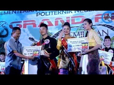 Grand Final Bujang Gadis Polsri 2016