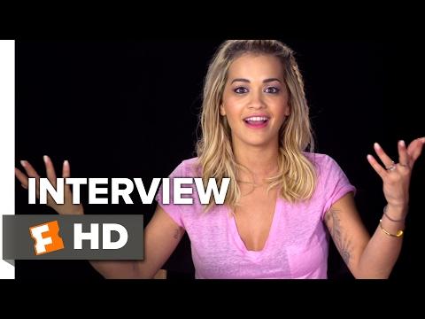 Fifty Shades Darker Interview - Rita Ora (2017) - Drama