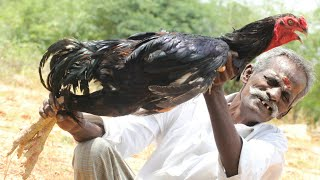 KING  ROOSTER Prepared by my DADDY / Village Food Factory / Inside SUBTITLE thumbnail