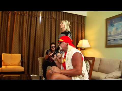 Hulk Hogan Loves Karaoke