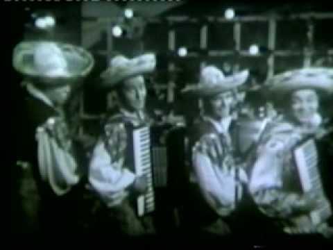 Frankie Yankovic And His Yanks - Acapulco Polka (1950s)