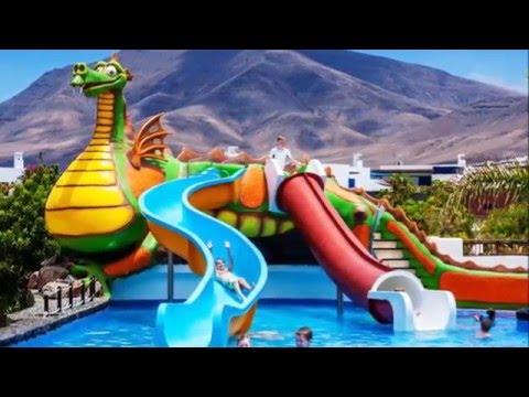 Dream Gran Castillo Resort Spa Playa Blanca Lanzarote Canary Islands Spain 5 Star Hotel You