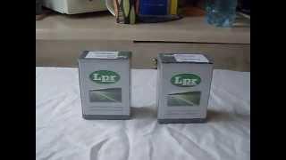 Цилиндр тормозной рабочий LPR 4959