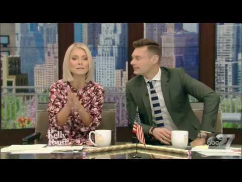 Live with Kelly and Ryan 5 15 17   Tony Goldwyn  Scandal ; Derek Hough  World of Dance
