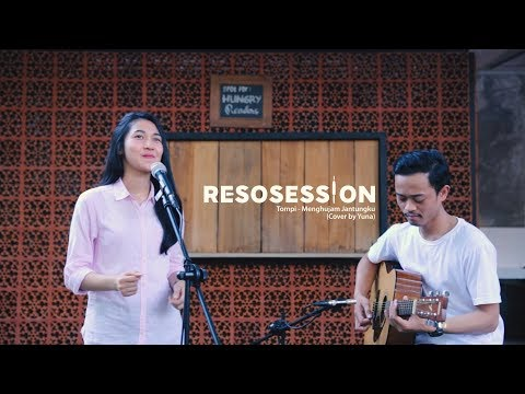 Resosession: Tompi - Menghujam Jantungku (#LiveCover by Yuna)