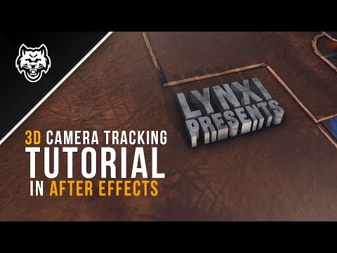 How To 3D Motion Track In After Effects With Element 3D (Montage Style Editing Tutorial)
