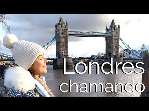Um dia em LONDRES   O que fazer na cidade?