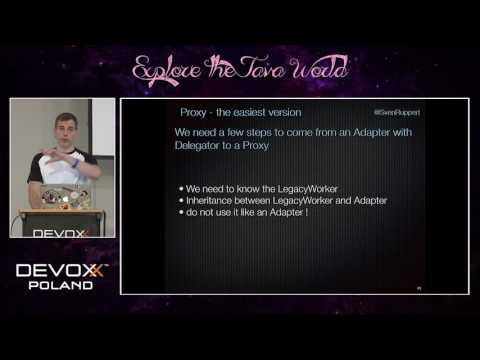 Devoxx Poland 2016 - Sven Ruppert - Practical Proxy Deep Dive