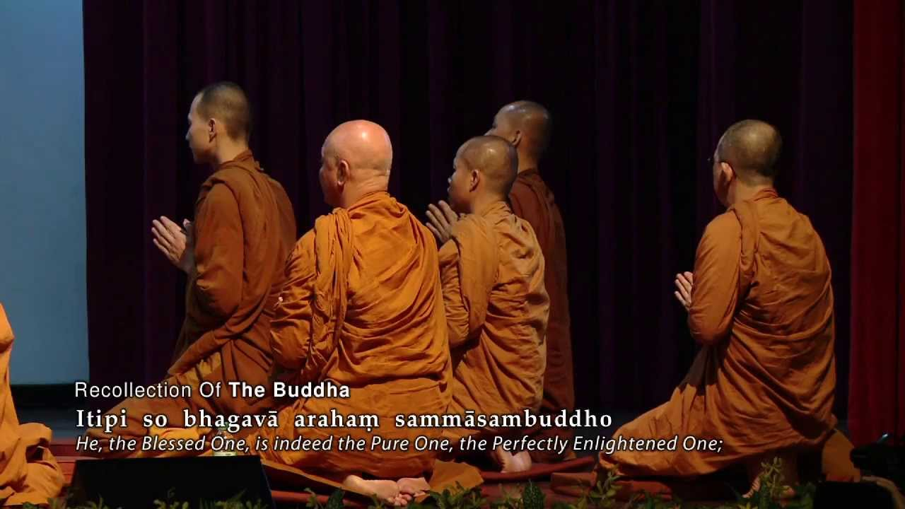 ACRD_109 Evening Chanting (with subtitles)