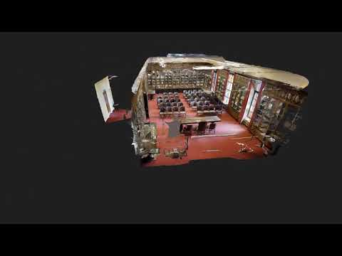 Temple of Peace Council Chamber VR 360
