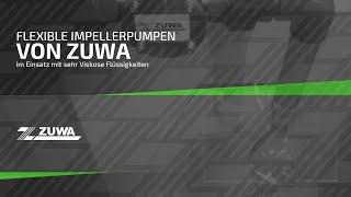 ZUWA - Impellerpumpen - ZUWA - flexible impeller pumps