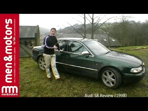 Audi S8 Review (1998)
