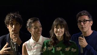 Le redoutable - Louis Garrel, Michel Hazanavicius - Avant-première (Paris, 01/09/2017)