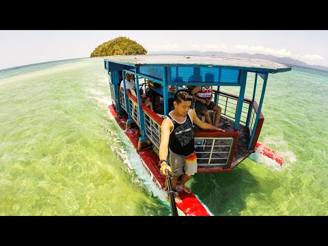 Romblon Summer 2016 | Philippines | GoPro | Klingande - Jubel