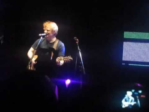 lego house - ed sheeran (live in mesa, az - february 13, 2013)