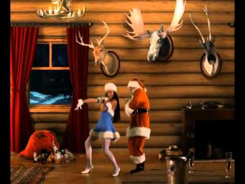 Новогодние танцы Дед Мороза и Снегурочки Rar